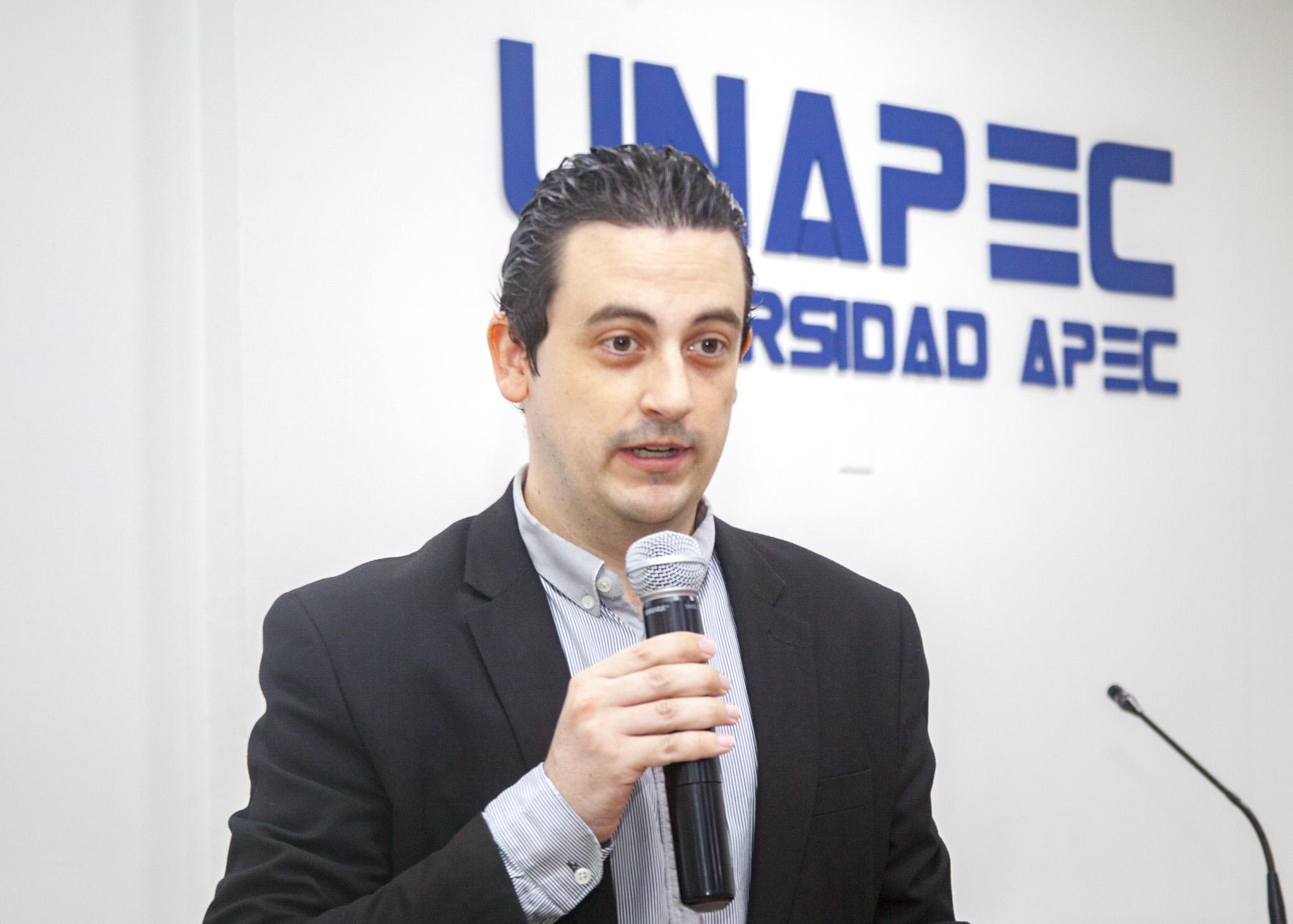 Sr. Julien Bulliard, Gerente del Banco de Alimentos de República Dominicana.
