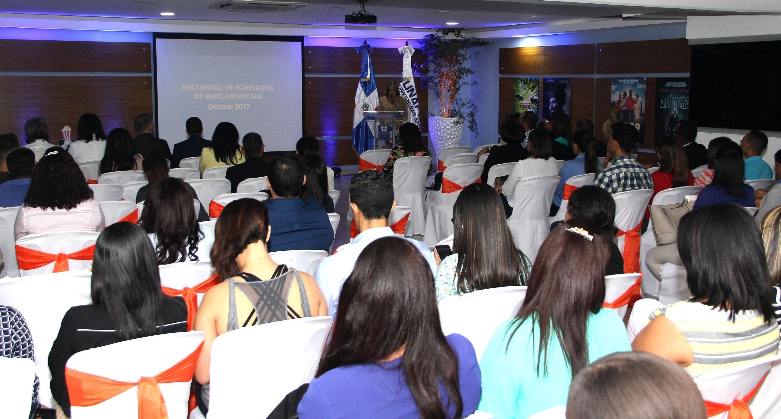 Encuentro de Egresados de Mercadeo 2017.