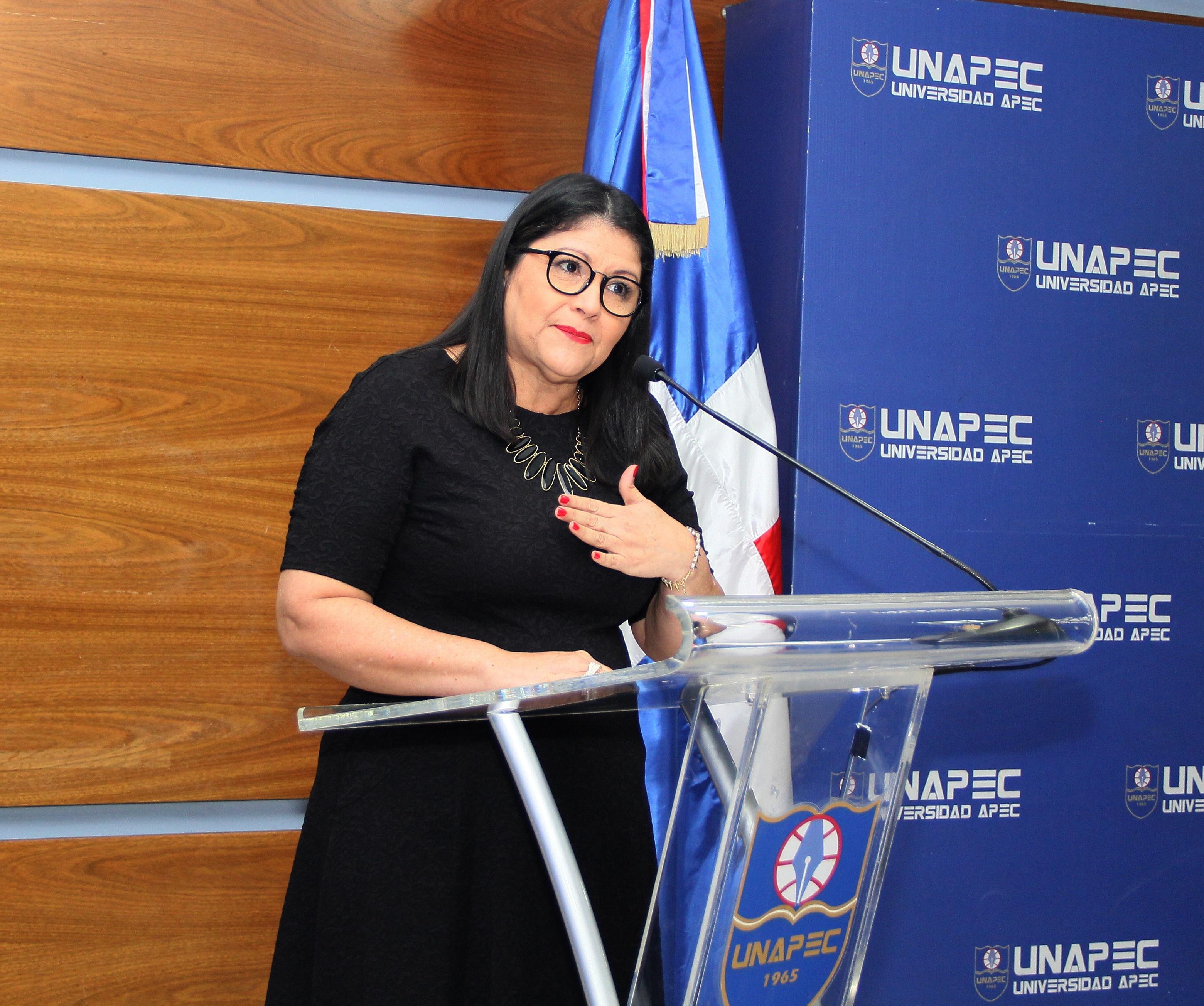 Dra. Yajaira Oviedo Graterol, facilitadora del Diplomado Experto en Docencia Universitaria.