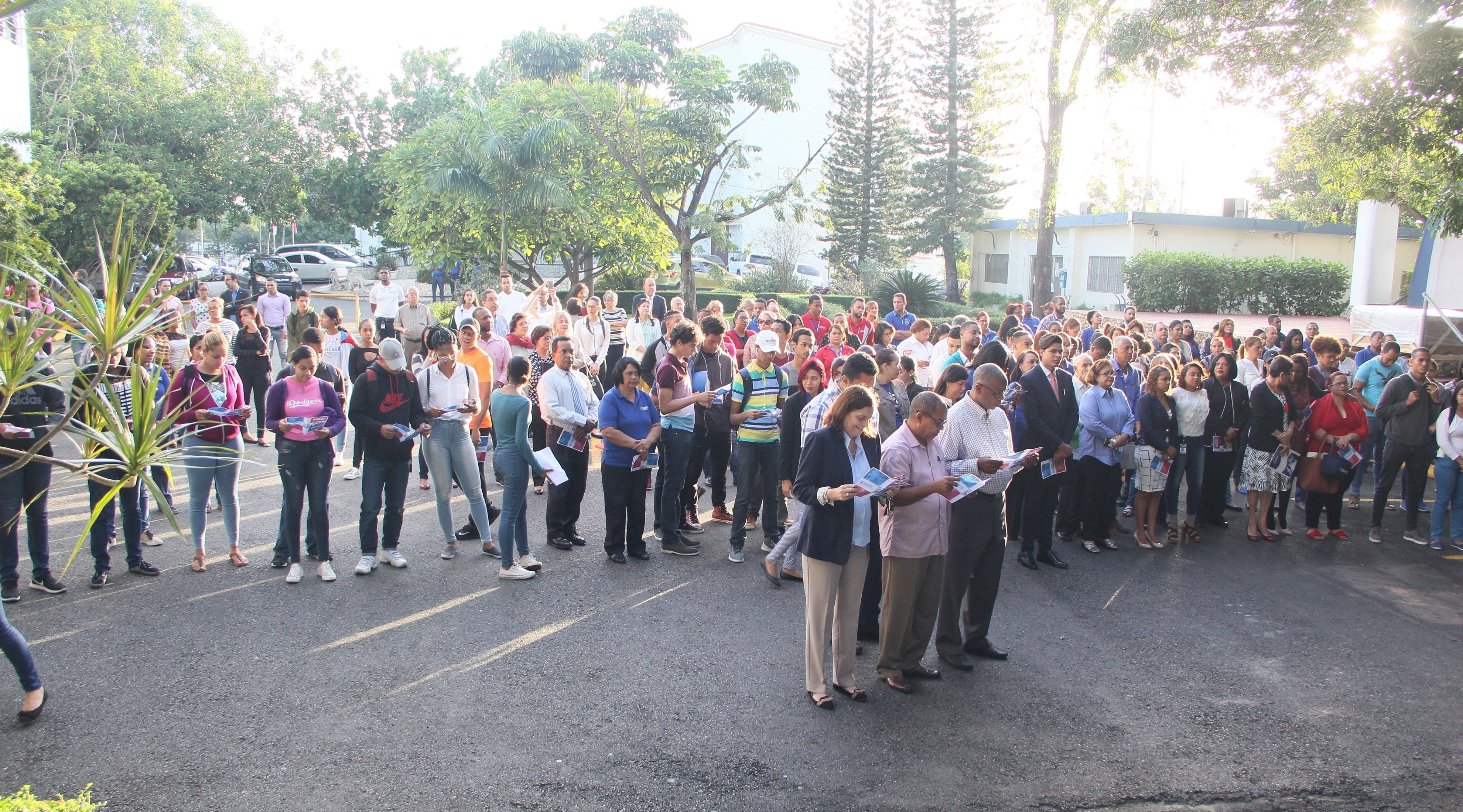 UNAPEC resalta virtudes de Juan Pablo Duarte durante acto conmemorativo por su natalicio
