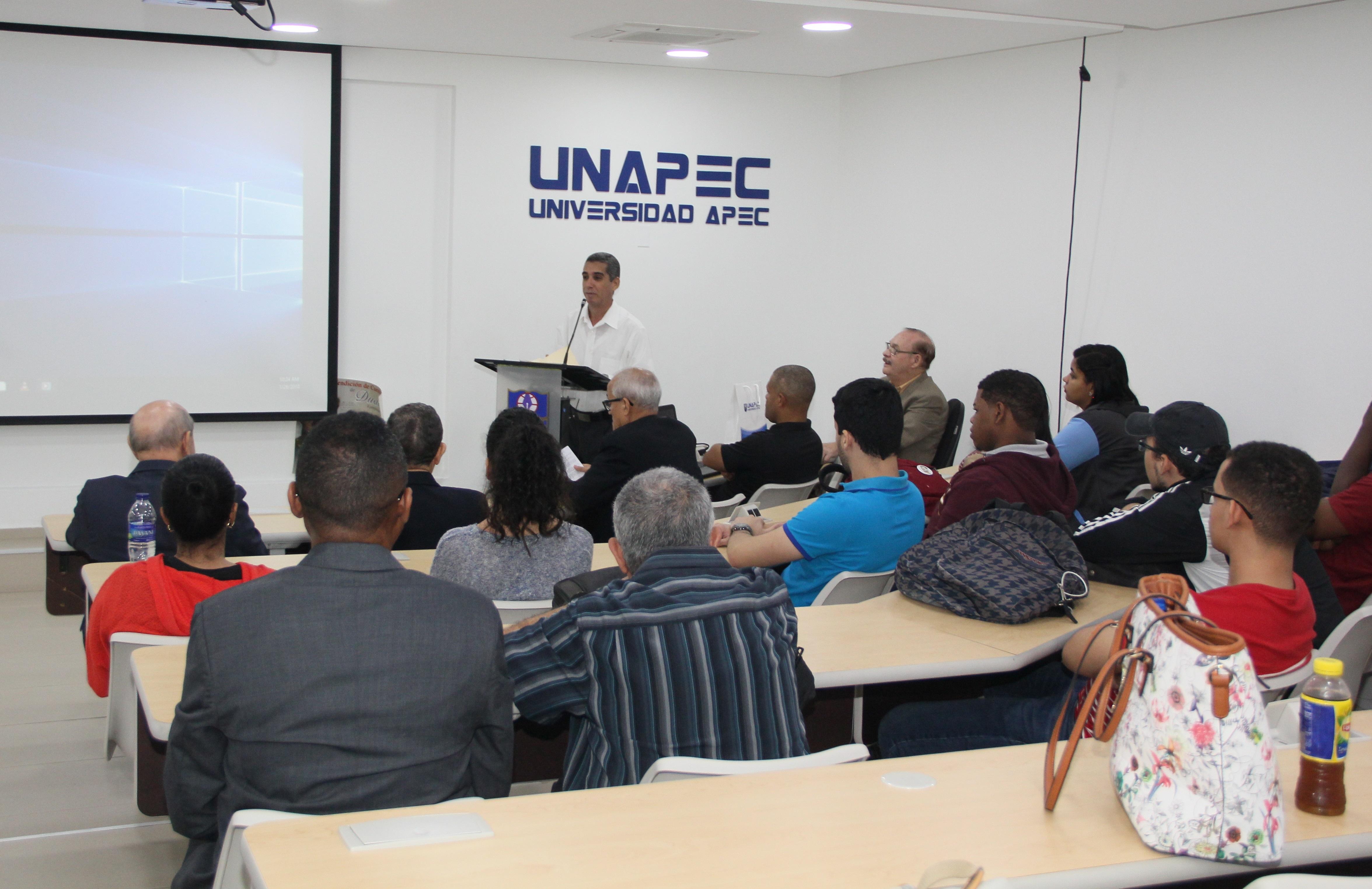 """Exposición sobre los """"Aspectos desconocidos y poco conocidos de Juan Pablo Duarte"""", dictada por Francisco Hilario"""