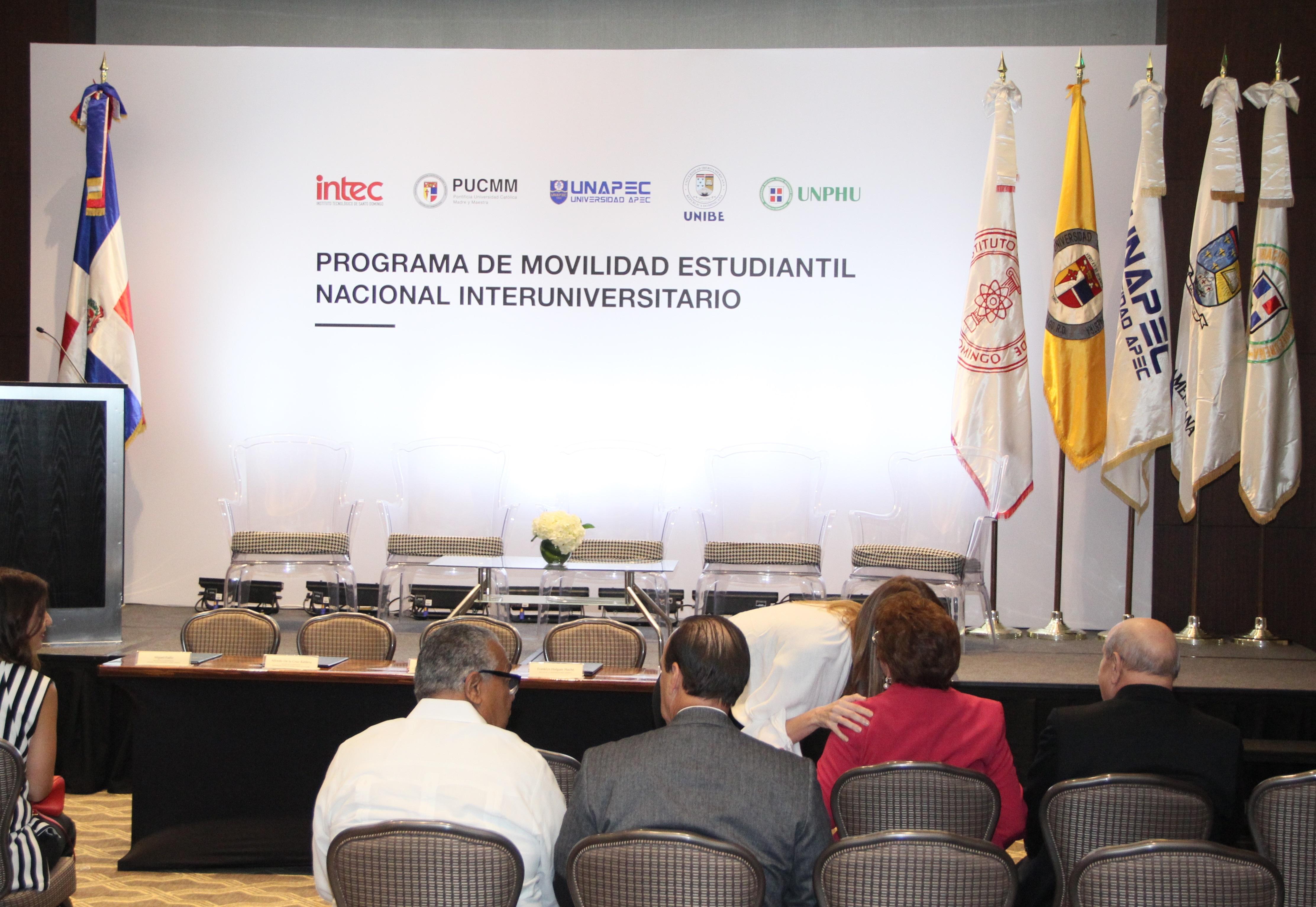 Universidades inician Programa de Movilidad Estudiantil Nacional Interuniversitario