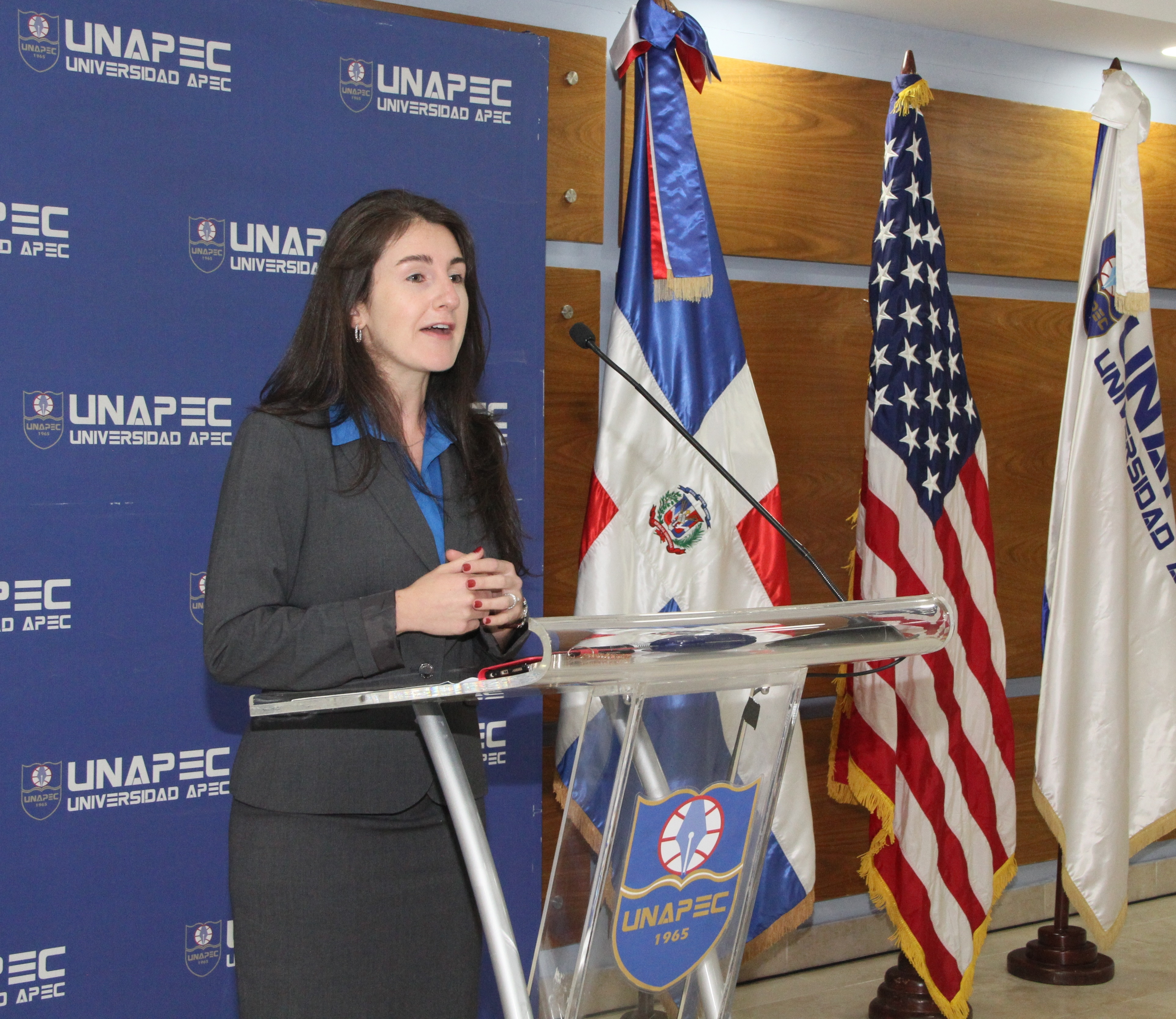 oAnya Erokhina, Vice Consul | U.S. Embassy Santo Domingo.