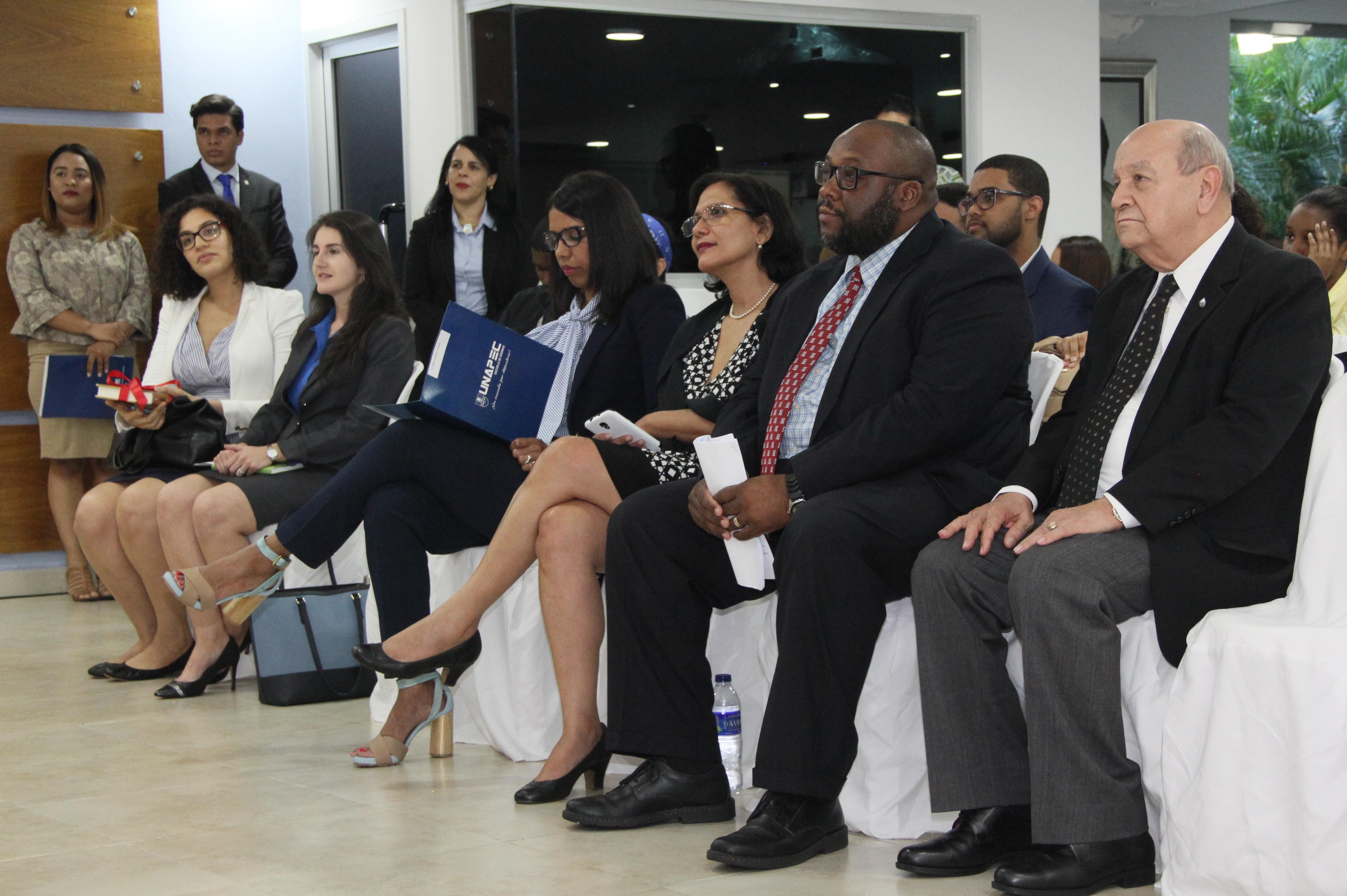 Conferencia en conmemoración Mes de la Historia Afroestadounidense en UNAPEC